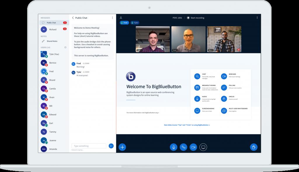 BigBlueButton HTML5 Client